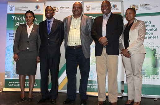 Free State Provincial Governemnt Road to COP 21 In Paris
