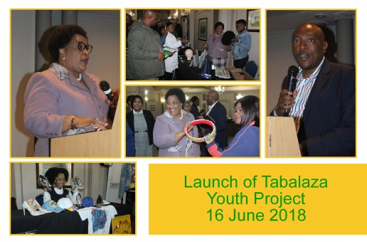 Launch of Tabalaza Your Project